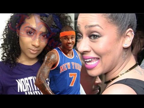Carmelo Anthony cheated on Lala and impregnated his side ...