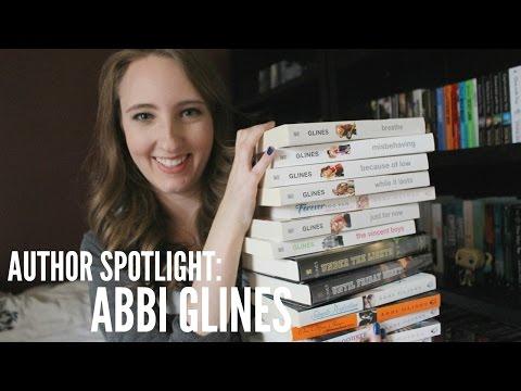 AUTHOR SPOTLIGHT: Abbi Glines