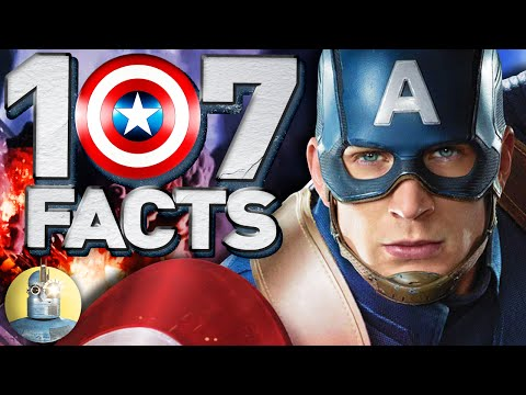 107 Captain America: The Winter Soldier Facts YOU Should Know feat. Comicstorian (@Cinematica)