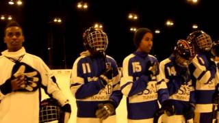 Somalia Bandy - Borlänge All Stars