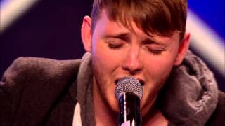 James Arthur - X-Factor 2012 - First Audition - Only Song