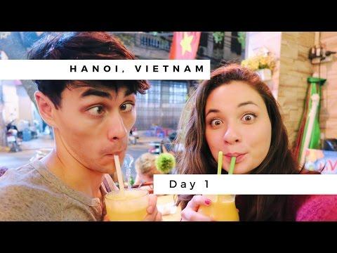 Hanoi, Vietnam | Day 1