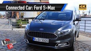 Im Test: Wie gut ist Ford Sync 3 im neuen S-Max?
