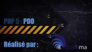 PHP PDO connexion - TUTORIEL PHP MYSQL