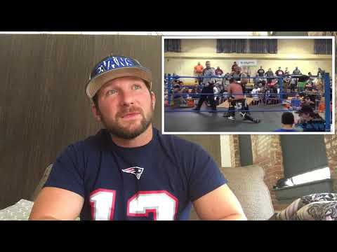 Pro Wrestler Reviews Terrible Pro Wrestling -  Headhunters Vs Eric Ryan And Lucky13