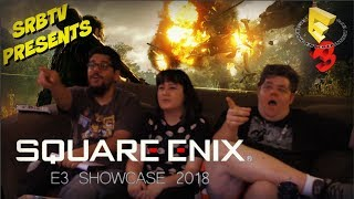 SRBTV Presents Square Enix Press Conference E3 2018