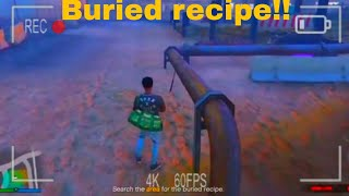 Gta5 (Tuners DLC) search the area for the buried recipe Elysian Island