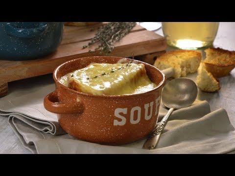 Video de Sopa de Cebolla Tradicional