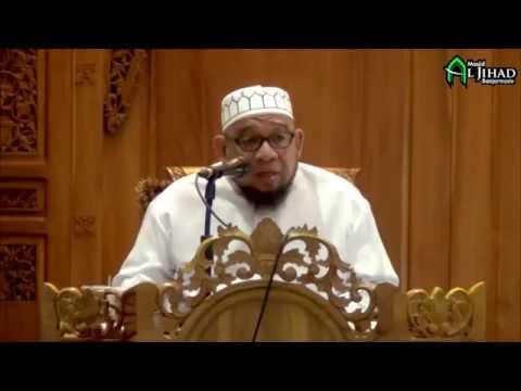 (08102016) Amalan yang Menjadi Pelindung dari Api Neraka - Ustadz H. Mas'udi HS