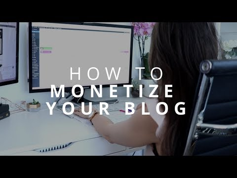 Earn Money Blogging In 4 Simple Steps (For Businesses)