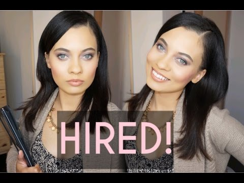 HOW TO GET HIRED AT A SALON