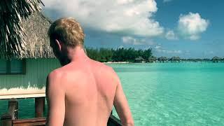 Nádherné ráno na Bora Bora ❤️