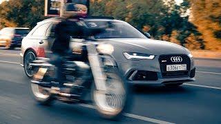 Худшая Ночь Для Ниссан Гтр. Злые Skoda Octavia И Audi Rs6 Взбесили Nissan Gt-R.