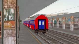 Treni a Romio Ostienne P 2