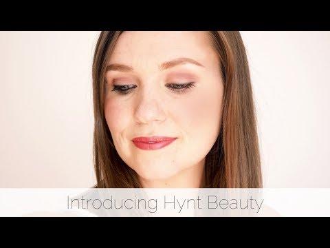 Introducing Hynt Beauty | Natural & Organic Makeup Look | Glow Organic