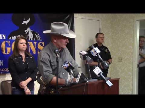 Captain Clay Higgins Announces He's Running For Congress