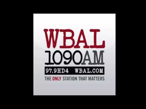 2015 Baltimore Riots on WBAL Radio, Breaking News Coverage