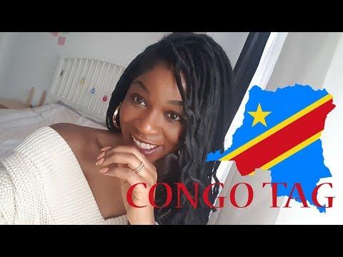 Congo/Congolese Tag