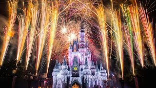 AÑO NUEVO EN DISNEY!! Fuegos artificiales y fiesta! - Ceci de Viaje