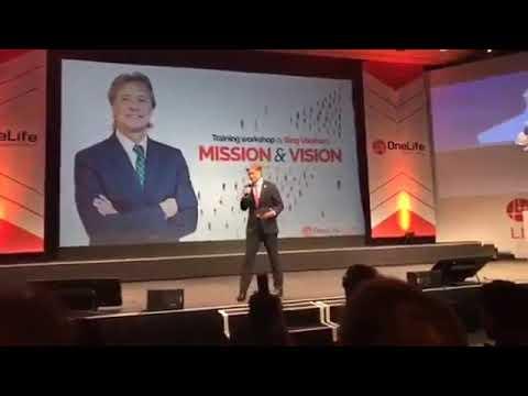 Onecoin event Lisbon
