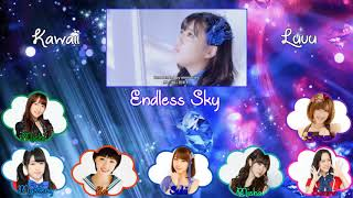 Please Watch in HD KawaiiLuvu ღ Endless Sky|| Morning Musume '15 He...