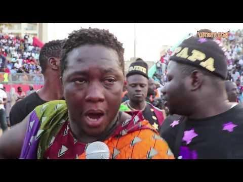 Résumé combat Papa Boy Djiné vs Nokia