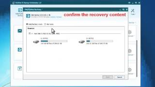 How to recover disks/partitions with disk/partition recovery software?