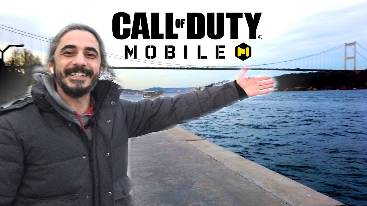 BOĞAZDA BAM GÜM DALDIM !! - CALL OF DUTY Mobile