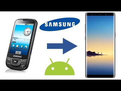 All Samsung Galaxy Smartphones in 5 Minutes