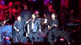 2017-08-27 - Sin Lado Izquierdo - Camila y Marco Antonio Solis En Concierto - Orlando, Florida