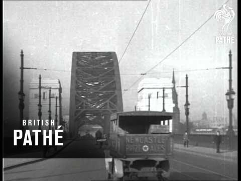 Cities Of Great Britain - Newcastle No. 1 (1931)