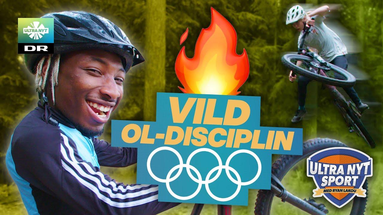 OL begynder! | Vinder Ryan over mountainbike-talent?