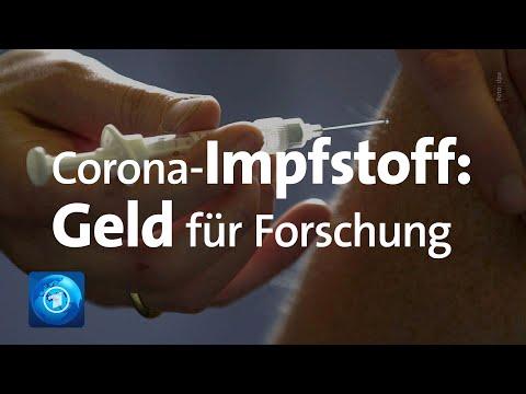 online-geberkonferenz:-milliarden-für-die-forschung-am-corona-impfstoff