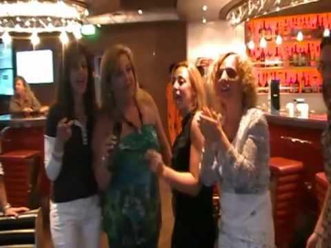 karaoke sulla msc fantasia