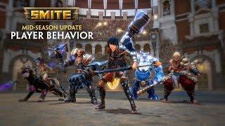 SMITE - 5.13 Mid-Season Update - Player Behavior