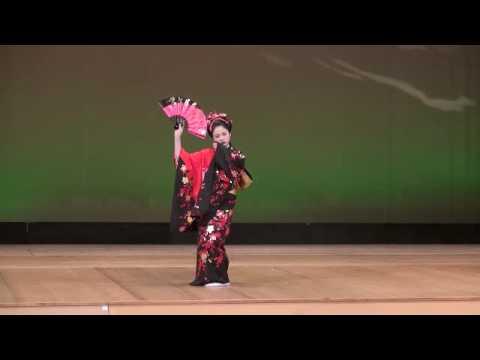 日本舞踊 天城越え