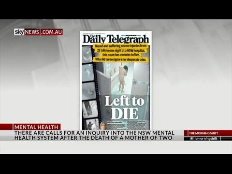 NSW reviews mental health patient's death