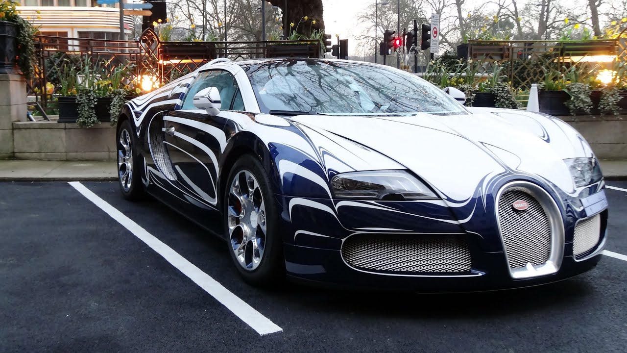 bugatti veyron l 39 or blanc at the dorchester hotel in. Black Bedroom Furniture Sets. Home Design Ideas