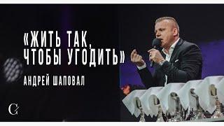 Жить так, чтобы угодить - Андрей Шаповал