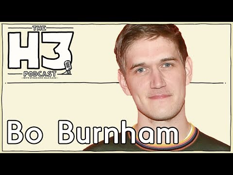 H3 Podcast #73  Bo Burnham