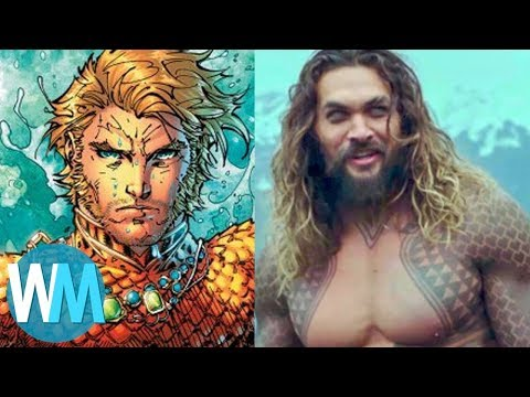 Top 5 Things Justice League Changed in the DCEU