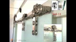 Synchronous Sliding Door,telescoping Sliding Door,barn Door Hardware,residential Sliding Door