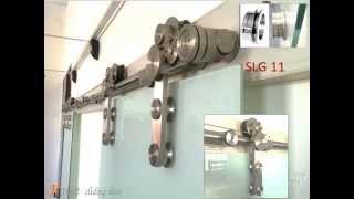 Synchronous sliding door,Telescoping Sliding Door,Barn door hardware,Residential sliding door