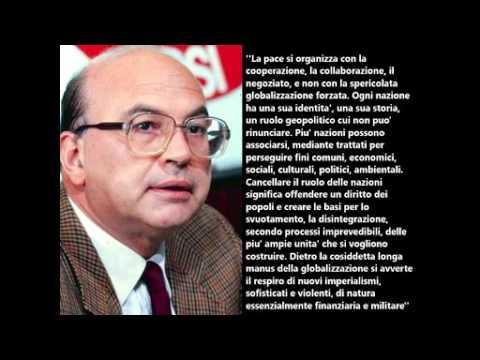 Gianfranco Carpeoro racconta i motivi della fine di Bettino Craxi