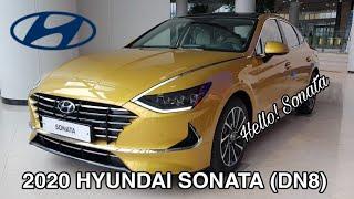 2020 HYUNDAI SONATA (DN8) Facebook: https://www.facebook.com/profil...