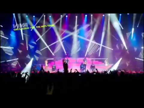 Girls Aloud - Something New (Live Ten : The Hits Tour)