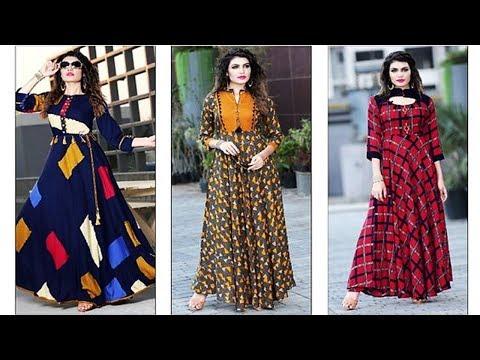 Latest Silk Kurti Designs Part: 05