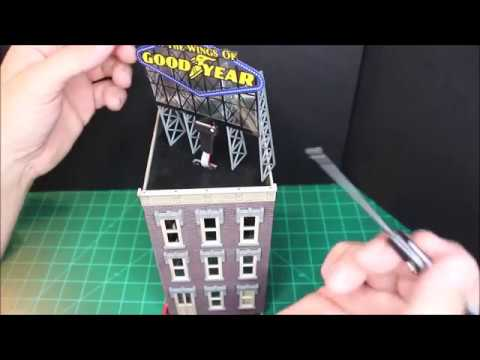 O scale Train layout basics From the ground up to the finish Part 3 Three Miller Engineering