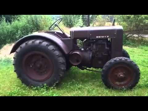 oldtimer traktoren deutz f2m417 doovi. Black Bedroom Furniture Sets. Home Design Ideas