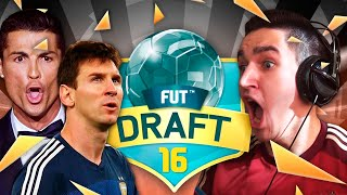 FIFA 16 | FUT DRAFT | ПЕРВАЯ ПОПЫТКА